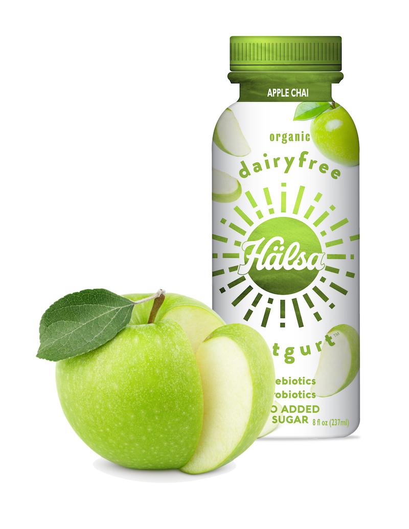 Halsa Organic Apple Chai Oatgurt