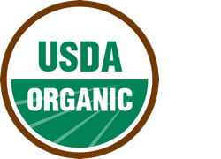 Hälsa is USDA Organic