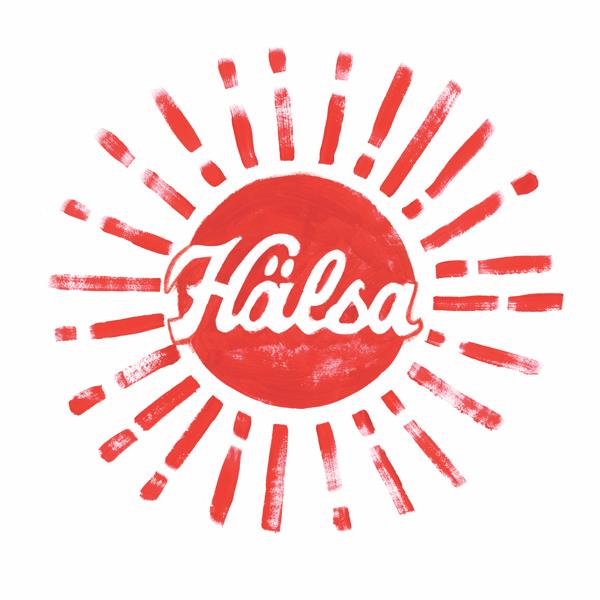 Hälsa Logo, oat milk, oat yogurt, oatgurt, organic, halsa, 100% clean