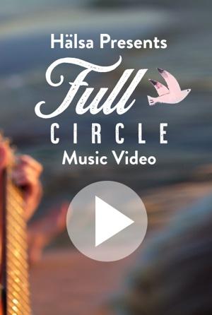 Halsa Full Circle Music Video. Oat milk, oat yogurt, oatgurt, organic, halsa, 100% clean