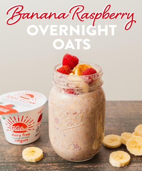Boost your immunity with fermented wholegrain oat yogurt